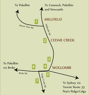 Wollombi Wine Trail, Hunter Valley